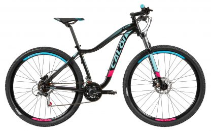 Bicicleta MTB Feminina Calor Kaiena Sport 2019 preta
