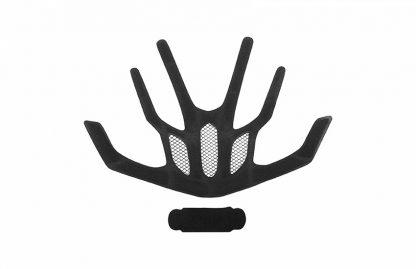 Capacete Polisport E3 kit acolchoado