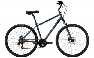 Bicicleta Urbana Groove Big Blues HD 2019 cinza/azul
