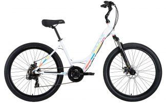 Bicicleta Urbana Feminina Groove Dubstep Disc branca