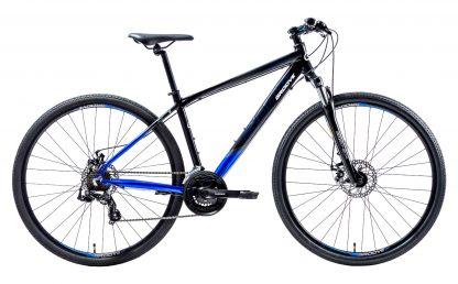Bicicleta Urbana Groove Sync Trail 2016 preta/azul