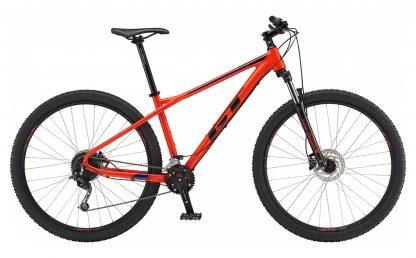 Bicicleta MTB GT Avalanche Comp 2019 vermelha