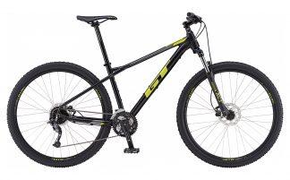 Bicicleta MTB GT Avalanche Sport 2019 preta/amarela