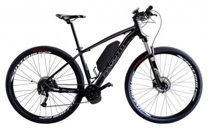 Bicicleta MTB Elétrica Pagotti E291XC 2018 preta