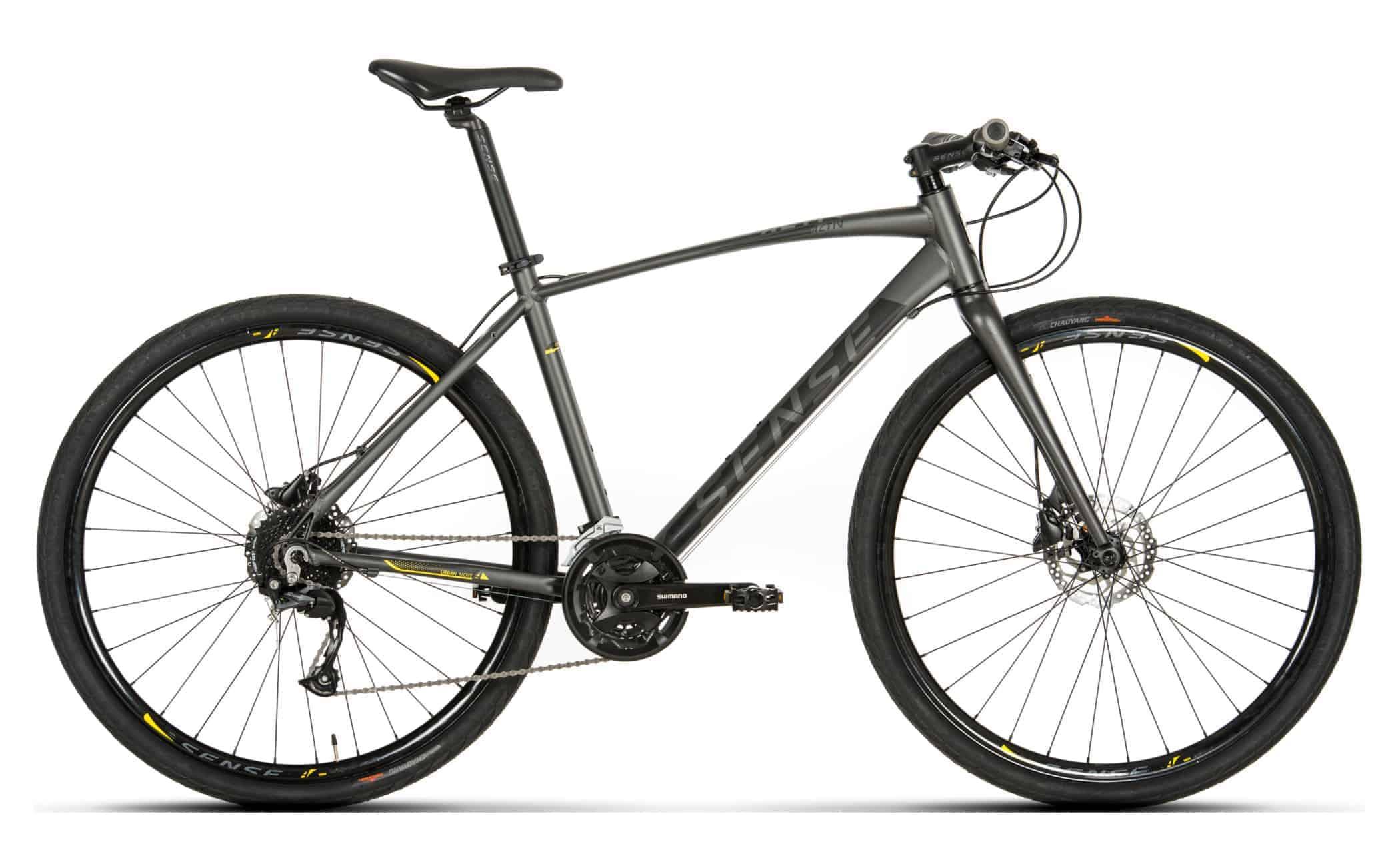 bbfa1999b Bicicleta Urbana Sense Sctiv 2019 cinza