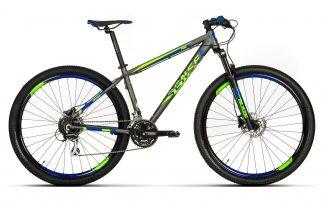 Bicicleta MTB Sense Fun 2019 verde/azul