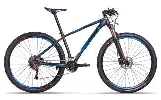 Bicicleta Sense Impact Pro 2019 preta/azul