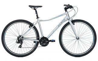 Bicicleta Urbana Sense Move 2018 prata/azul