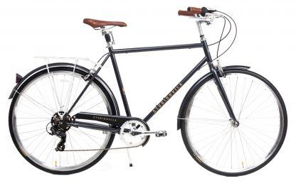 Bicicleta Urbana Retrô Studio Vila Matilde preta